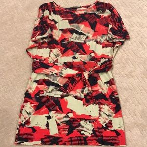 Limited Outback Red Dress